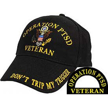 Operation PTSD Baseball Cap