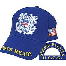 U.S. Coast Guard Always Ready Baseball Cap