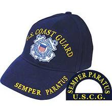 U.S. Coast Guard Semper Paratus Baseball Cap