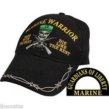 Marine Warrior Baseball Cap