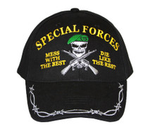 Special Forces Warrior Baseball Cap