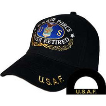 U.S. Air Force Never Retired Baseball Cap