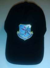 Strategic Air Command Black Baseball Cap