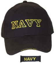 US Navy Letters Baseball Cap
