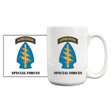 U.S. Army Special Forces Coffee Mug