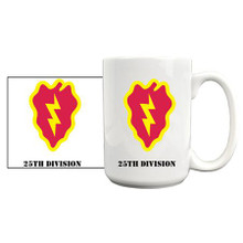 25th Infantry Regiment Coffee Mug