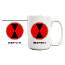 7th Division Coffee Mug