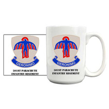 501st Parachute Infantry Regiment Coffee Mug