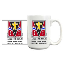 509th Parachute Infantry Regiment Coffee Mug