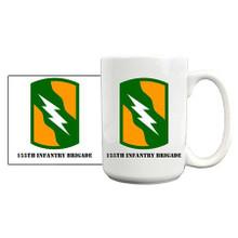 155th Infantry Brigade Coffee Mug
