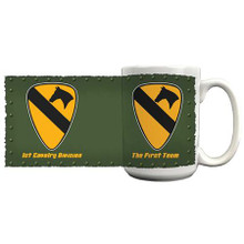1st Cavalry Coffee Mug