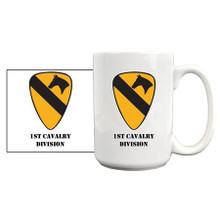 1st Cavalry Division Coffee Mug