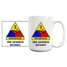 3rd Armored Division Coffee Mug