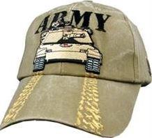 ARMY TANK CAP