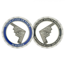 USAF B-2 BOMBER COIN