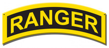 RANGER TAB  Metal Wall Sign (17X7)