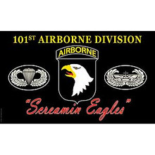 101st Airborne Screaming Eagles 3X5 Flag
