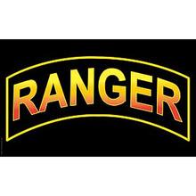 Ranger Tab 3X5 Flag