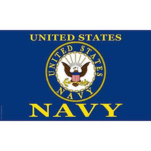 United States Navy with Seal 3X5 Flag