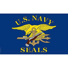 United States Navy SEALS 3X5 Flag