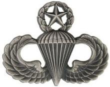 Master Airborne Parachutist Jump Wing Badge