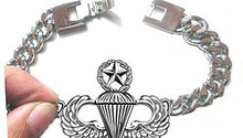 Master Airborne Wings Bracelet