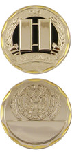 US Army Captain Challenge Coin