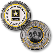 234th Army Birthday Challenge Coin