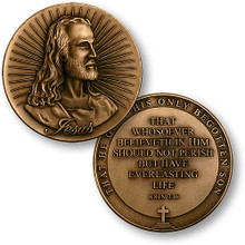 Jesus Challenge Coin