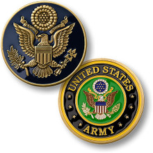 U.S. Army Branch Challenge Coin