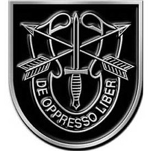 Special Forces Buckle