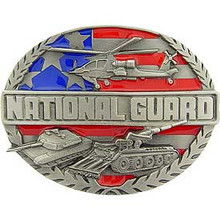 National Guard Buckle