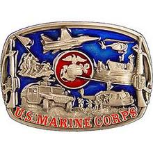 U.S. Marine Corps Buckle