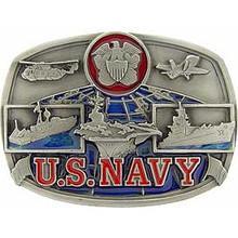 U.S. Navy Buckle