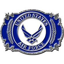 U.S. Air Force Symbol Buckle