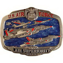 U.S. Air Force Air Superiority Buckle