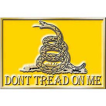 Don't Tread On Me Buckle
