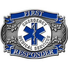 EMS First Reponders Buckle