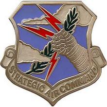 Strategic Air Command Buckle