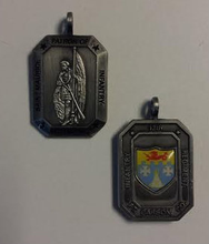 Saint Maurice Patron of Infantry Medal- 12th Infantry