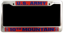 U.S. ARMY 10TH MOUNTAIN (FRAME)