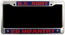 U.S. ARMY 2D INFANTRY (FRAME)