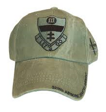 US Army 325th Airborne Infantry Regiment (AIR) Baseball Cap