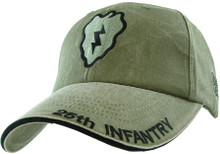 25TH INFANTRY (OD GREEN) Baseball Cap