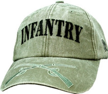 INFANTRY (OD GREEN) Baseball Cap