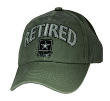 ARMY RETIRED Baseball Cap