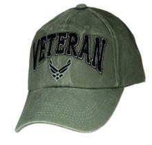 U.S. AIR FORCE VETERAN Baseball Cap