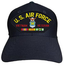 U.S. AIR FORCE VIETNAM VETERAN Baseball Cap