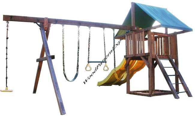 Play Fort Swing Set Out Of Wood Pdf Download Plans So You Can Get It
