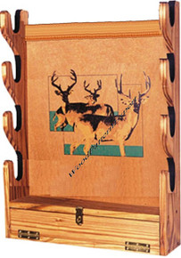 GUN RACK FOR WALL MOUNTED SAN ANGEO STYLE PDF Download Plans SO YOU CAN GET IT NOW! Detailed Step By Step DIY Patterns SO EASY BEGINNERS LOOK LIKE EXPERTS by WoodPatternExpert; ProStore